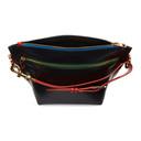 Sacai Navy Trapezoid Shoulder Bag