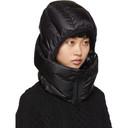 Sacai Black Nylon Hood