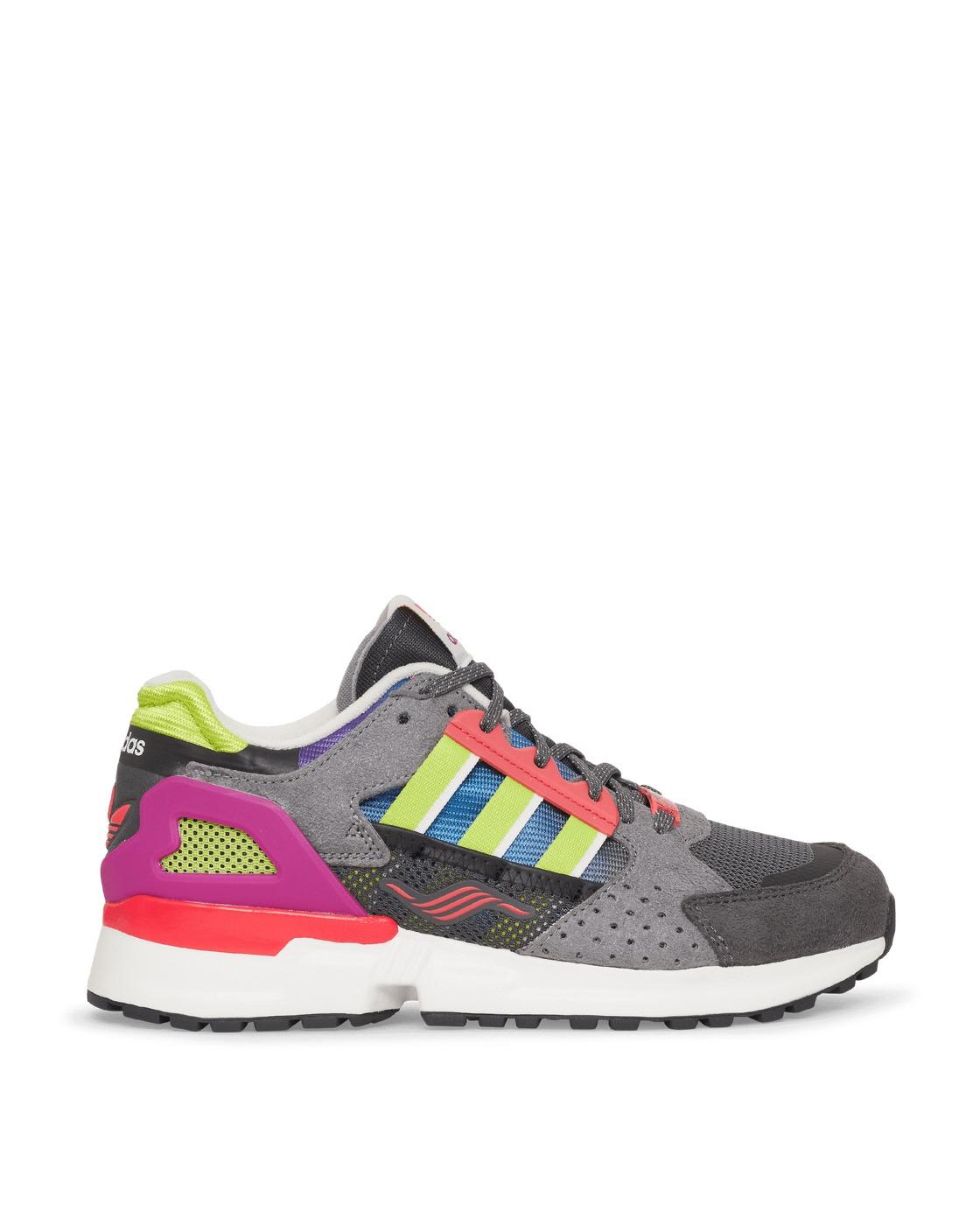 Photo: Adidas Originals Zx 10,000 Sneakers Grey Five