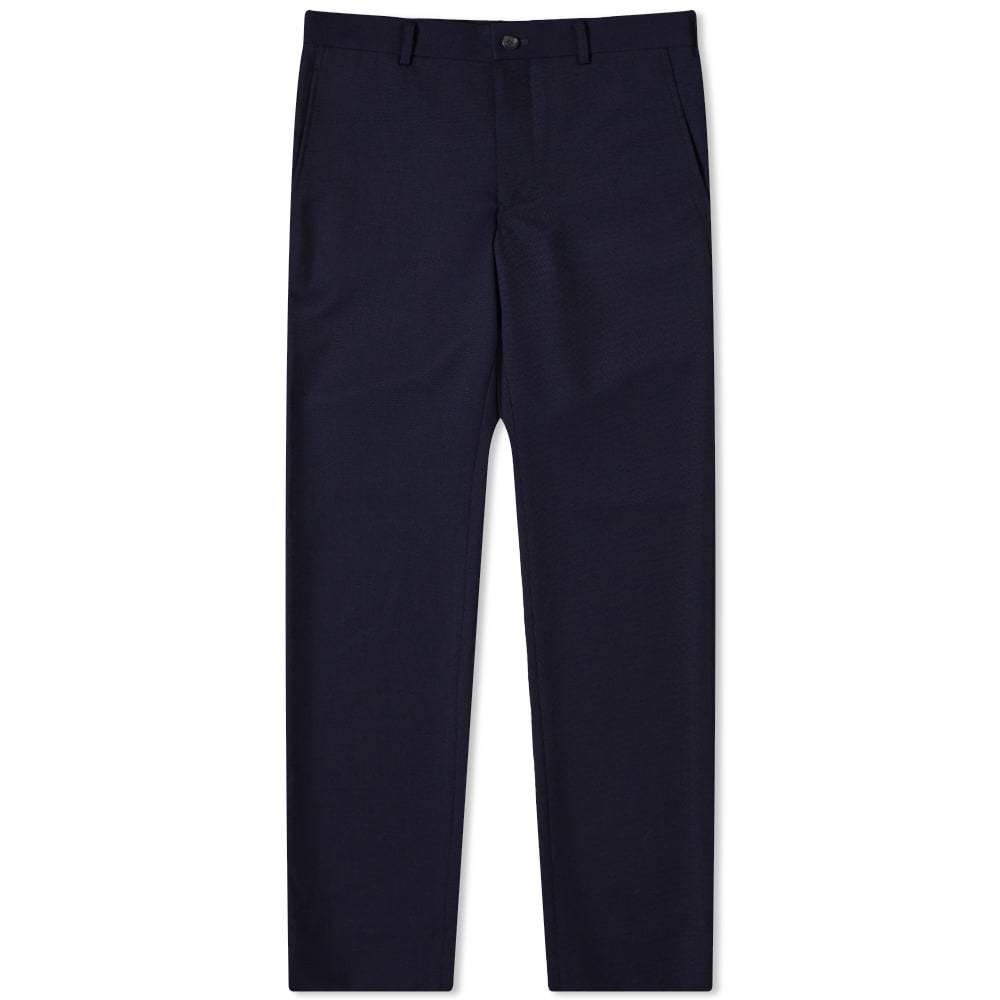 Photo: Comme des Garcons Homme Plus Wool Twill Trouser