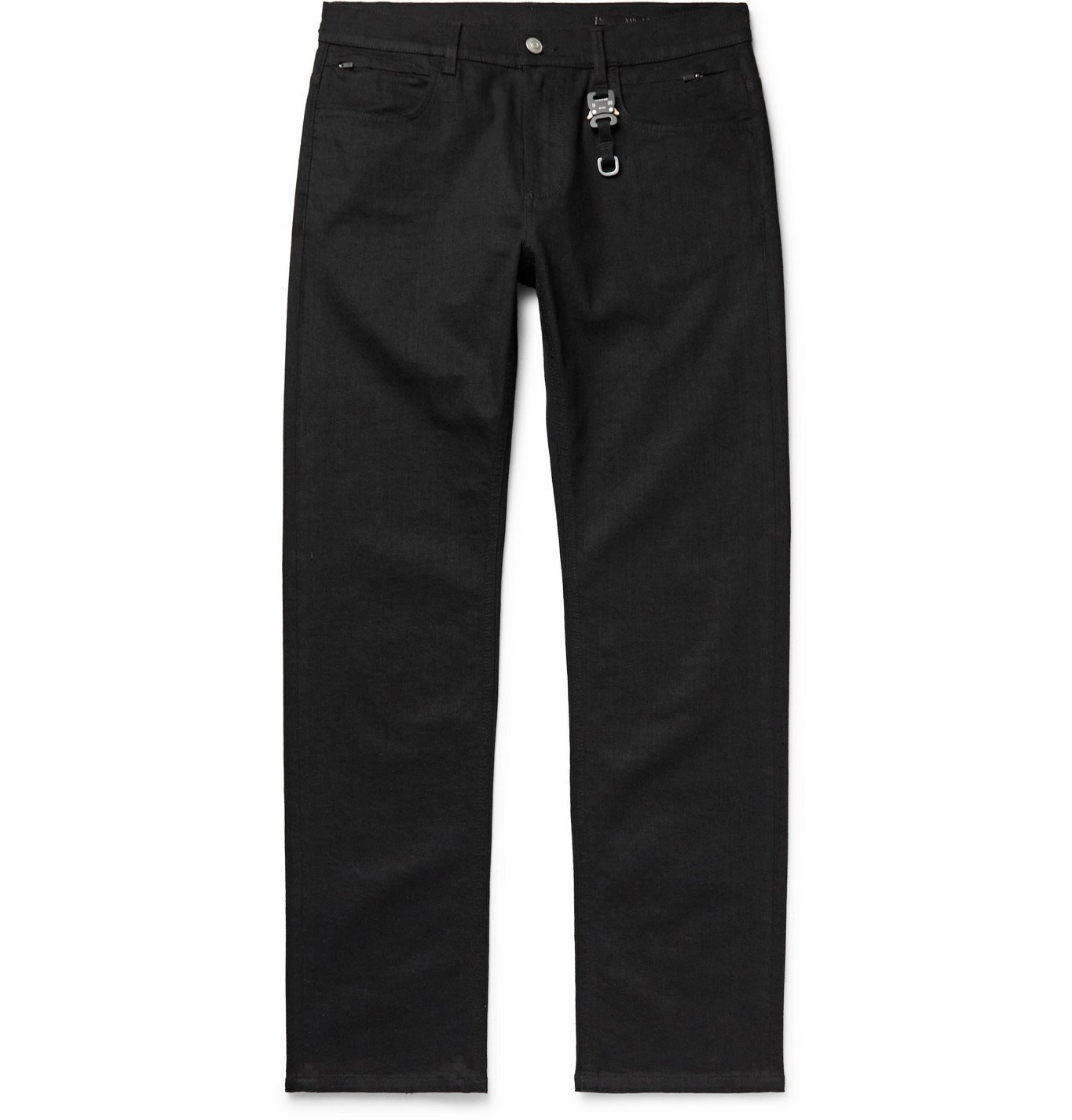Photo: 1017 ALYX 9SM - Slim-Fit Denim Jeans - Black