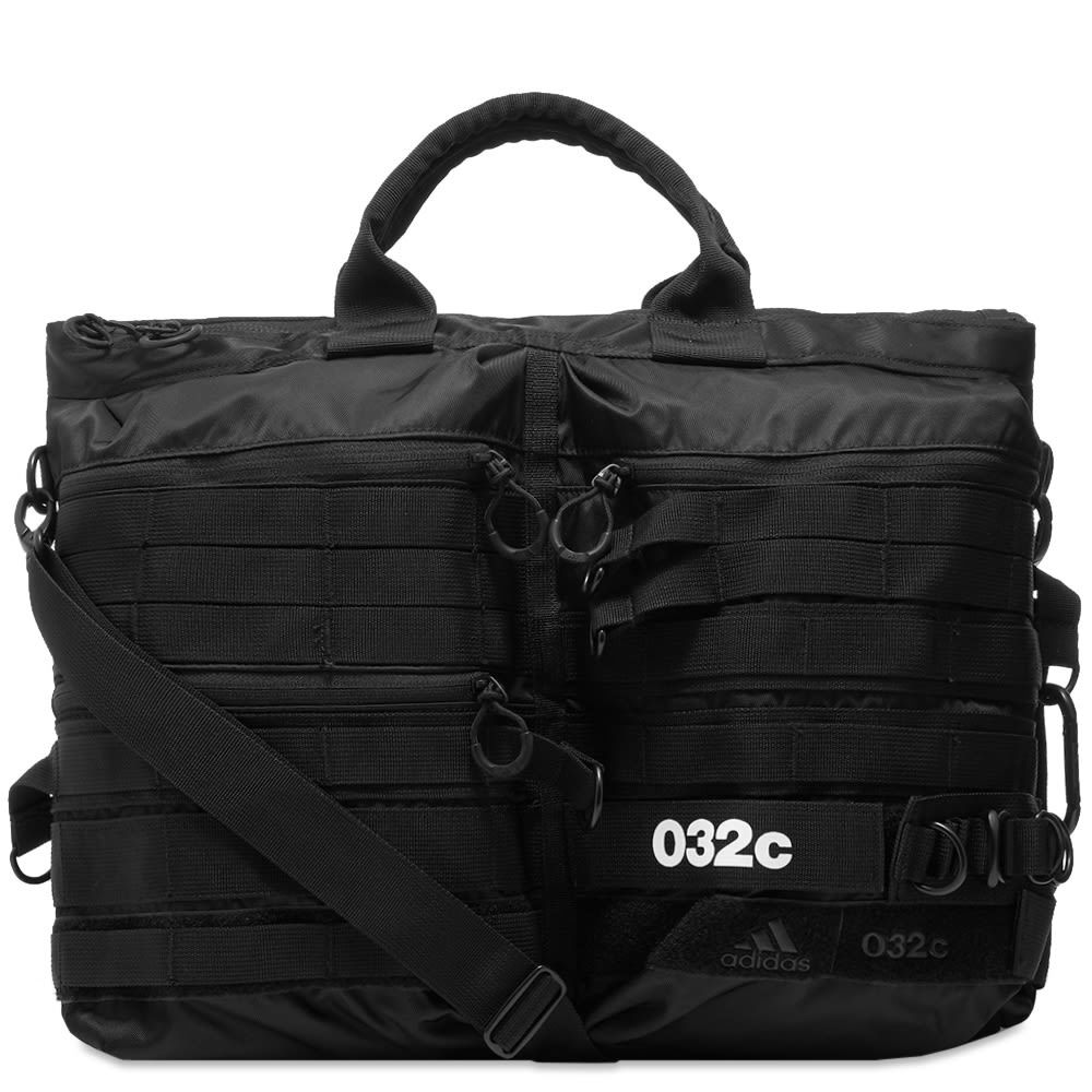 Photo: Adidas x 032c Weekend Duffel Bag