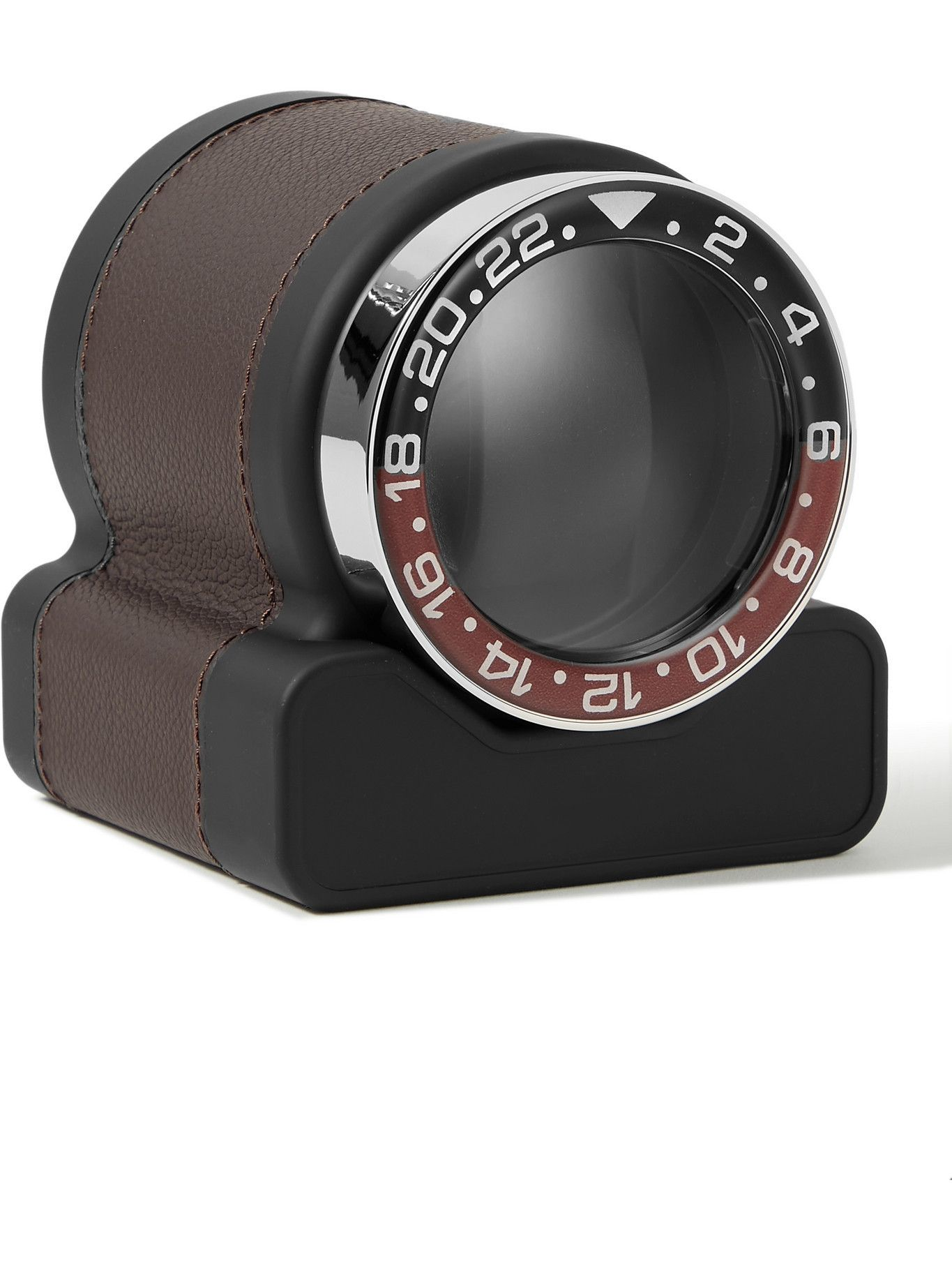 Scatola del Tempo - Rotor One Sport Leather Watch Winder