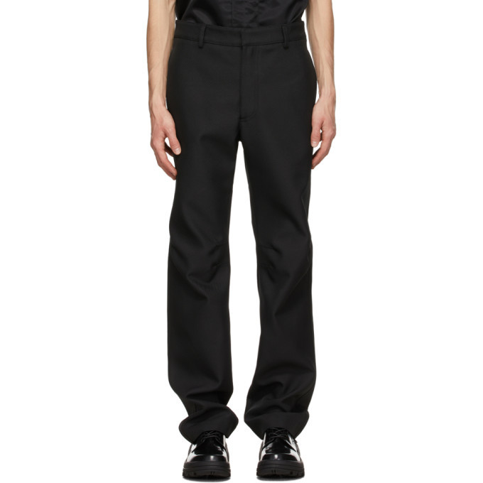 Photo: 1017 ALYX 9SM Black Twill Powder Trousers