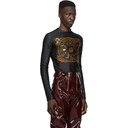 GmbH Black Zodiac Luna Long Sleeve T-Shirt