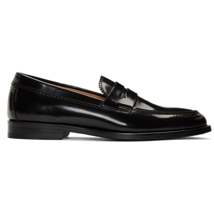Photo: HOPE Black Patty Loafers