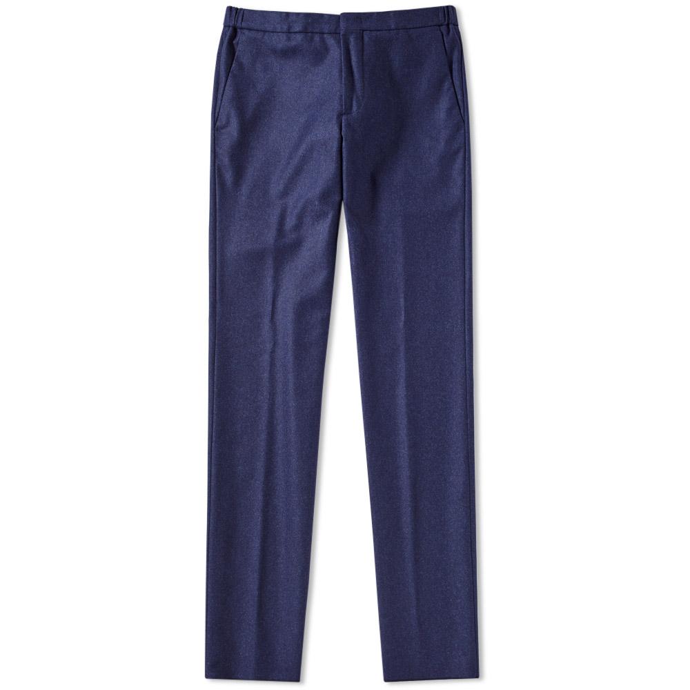 Photo: Incotex Flannel Drawcord Trouser