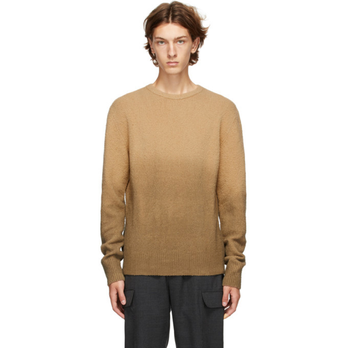 Photo: Officine Generale Taupe Neils Sweater