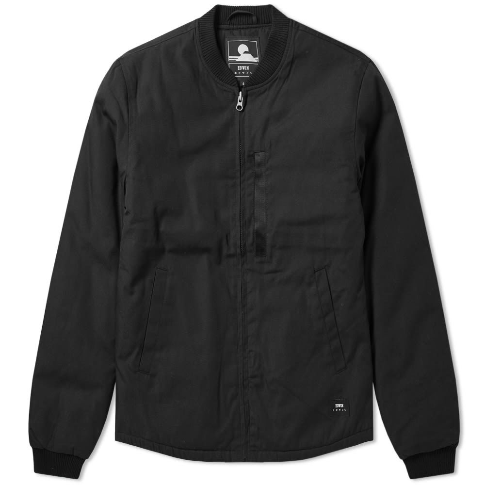 Photo: Edwin Stealth Bomber Jacket