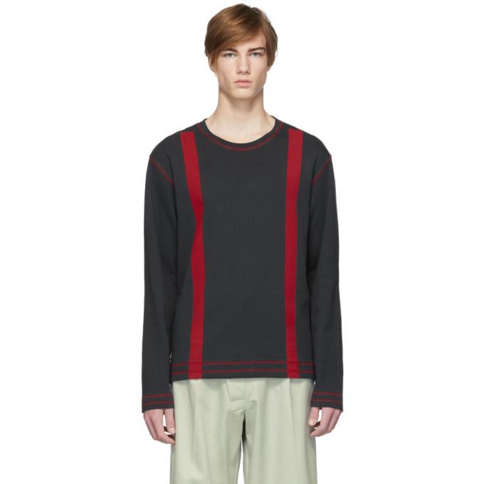 Photo: Craig Green Black Line Stretch Sweatshirt