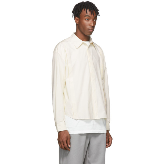 Post Archive Faction PAF White 2.0 Center Shirt