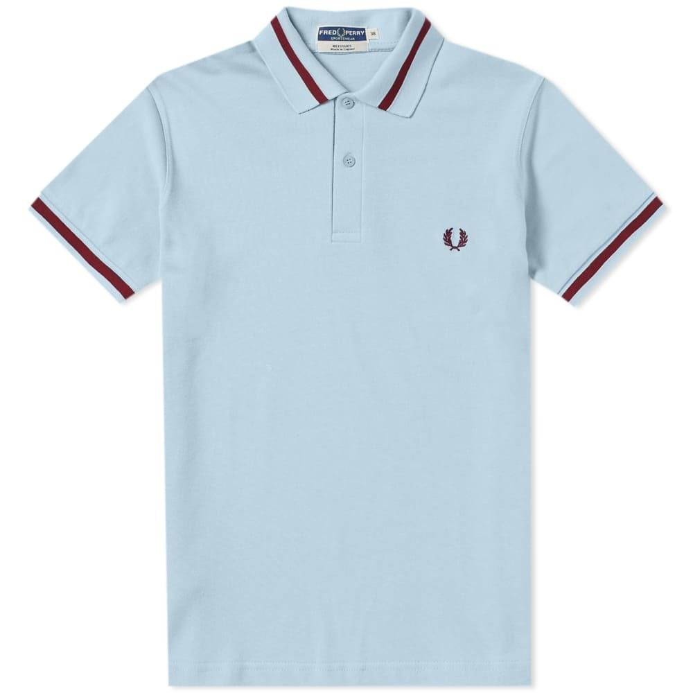 Photo: Fred Perry Original Single Tipped Polo