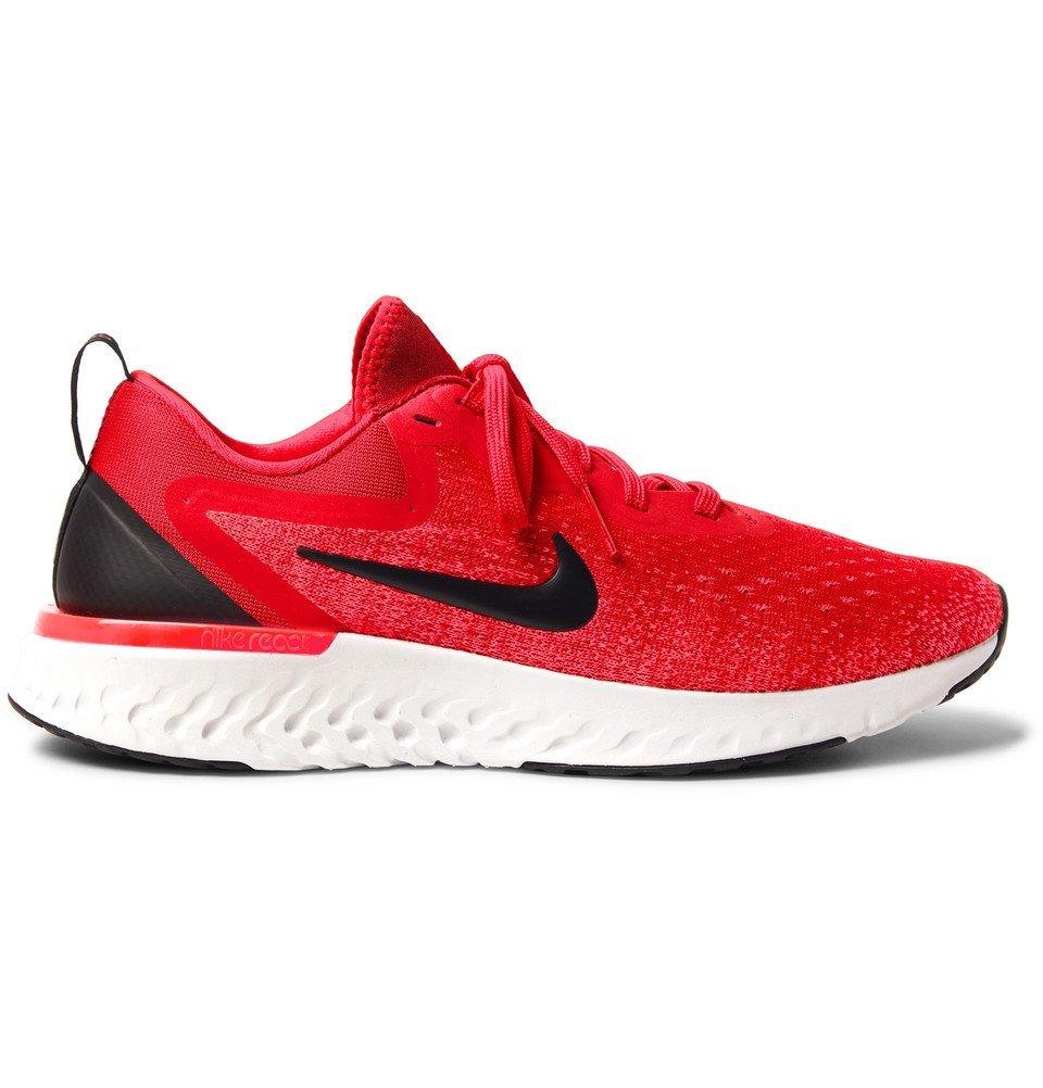 Nike Running - Odyssey React Mesh Running Sneakers - Men - Red