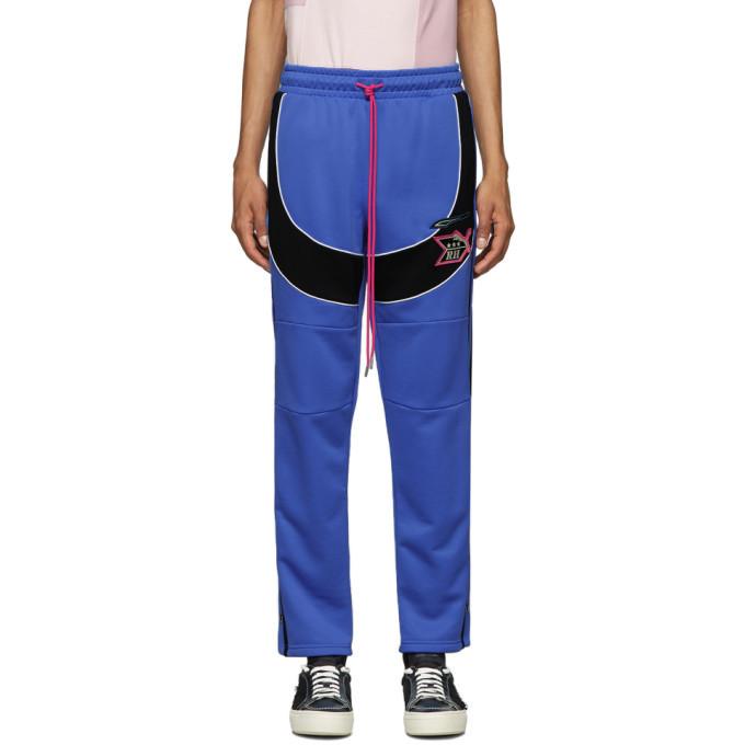 Photo: Rhude Blue Puma Edition Track Lounge Pants