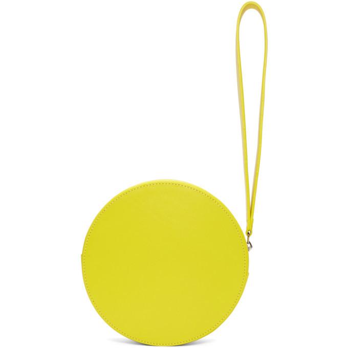 Bloque construcción de bolsa de puck amarillo WUW4qw1ZC