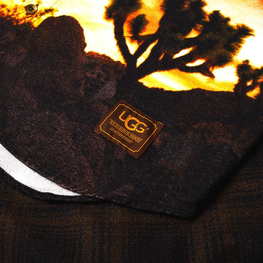 Neighborhood x UGG Lumbers Shirt