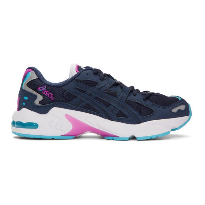 Photo: Asics Indigo Gel-Kayano 5 OG Sneakers