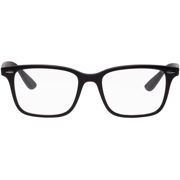 Photo: Ray-Ban Black RB7144 Glasses