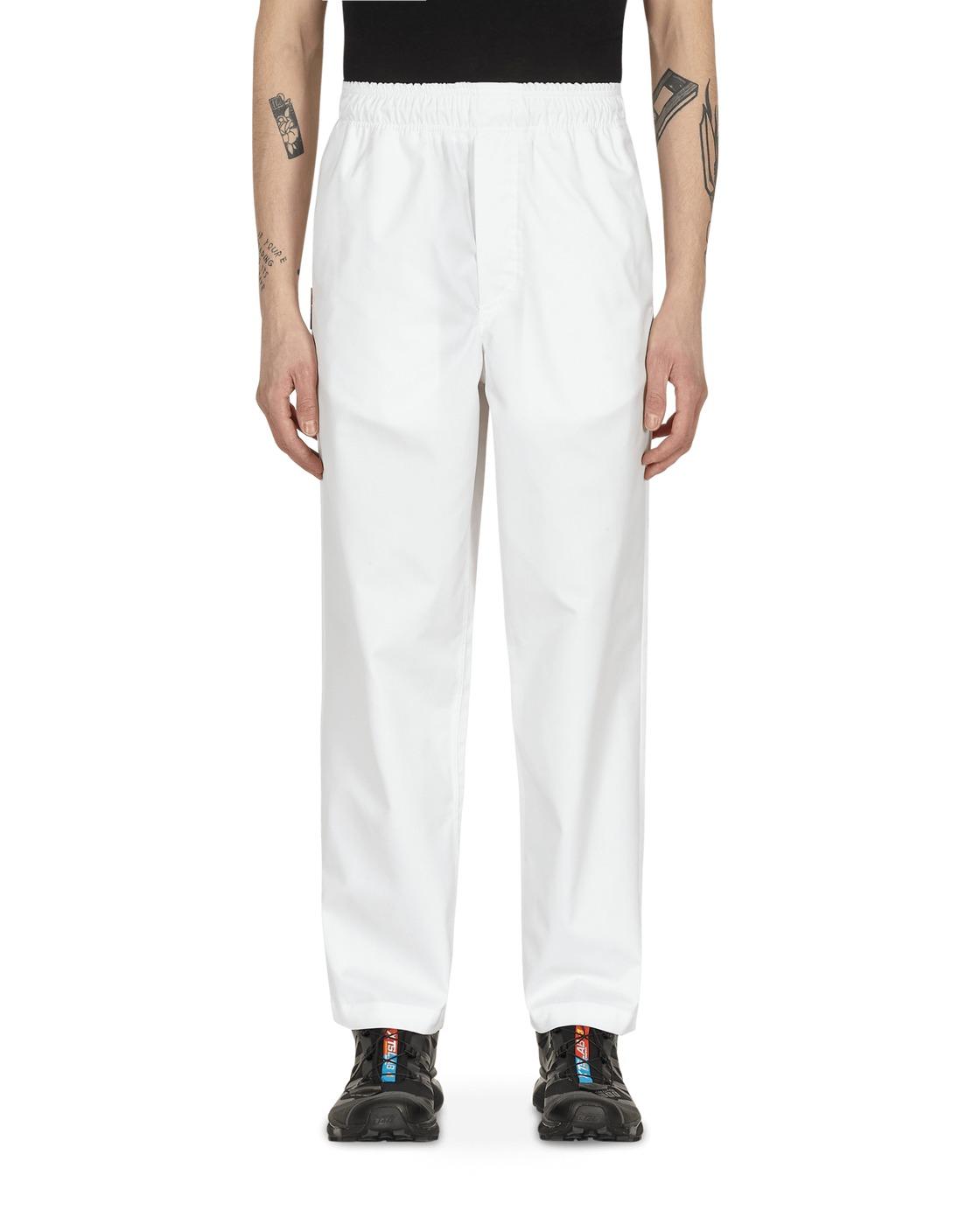Photo: Gr10k Klopman Capital Bio Trousers White