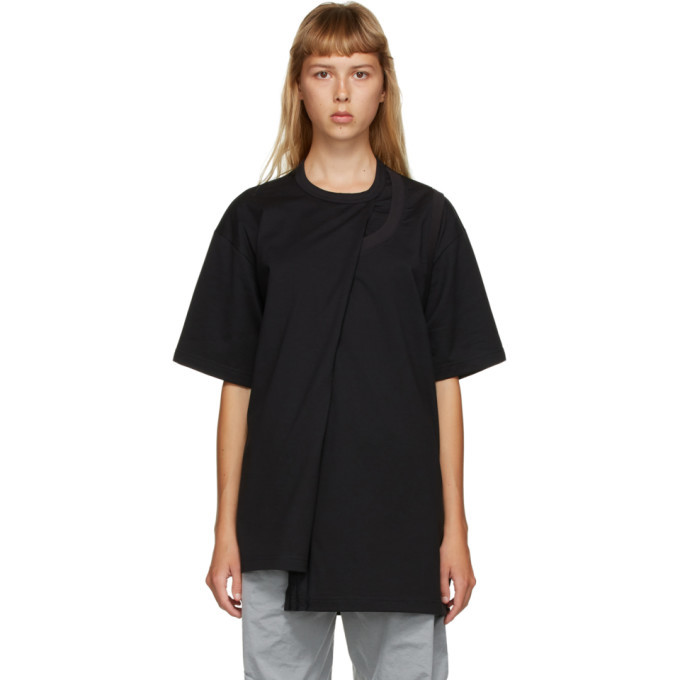 Photo: Y-3 Black CH2 Layered T-Shirt