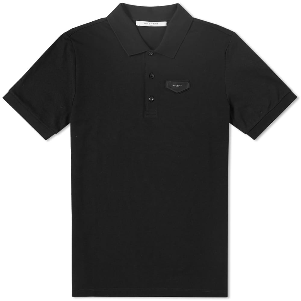 Givenchy Patch Logo Polo