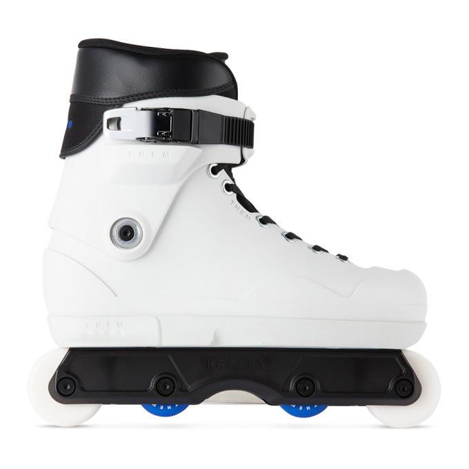 THEM SKATES Black Abdiel Colberg Gonzalez Edition 909 Inline Skates