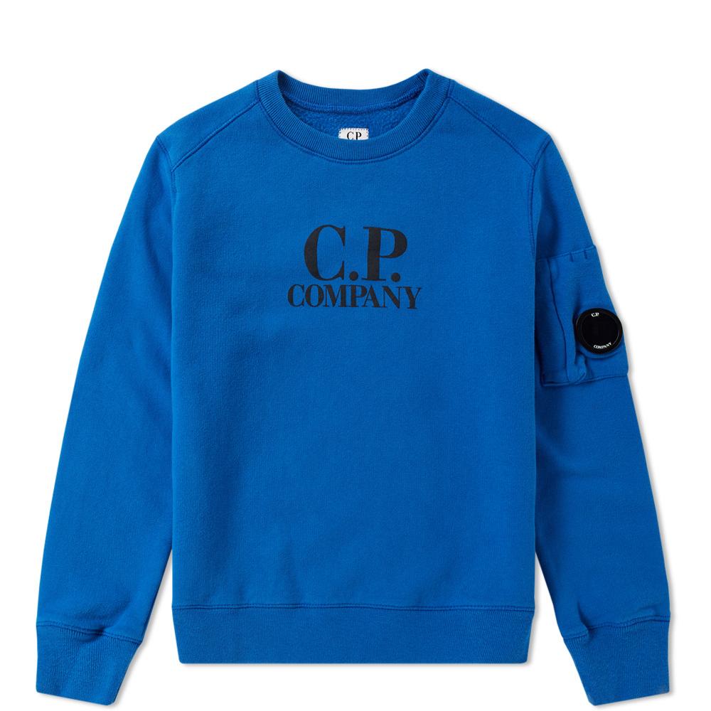 C.P. Company Undersixteen Logo Crew Sweat