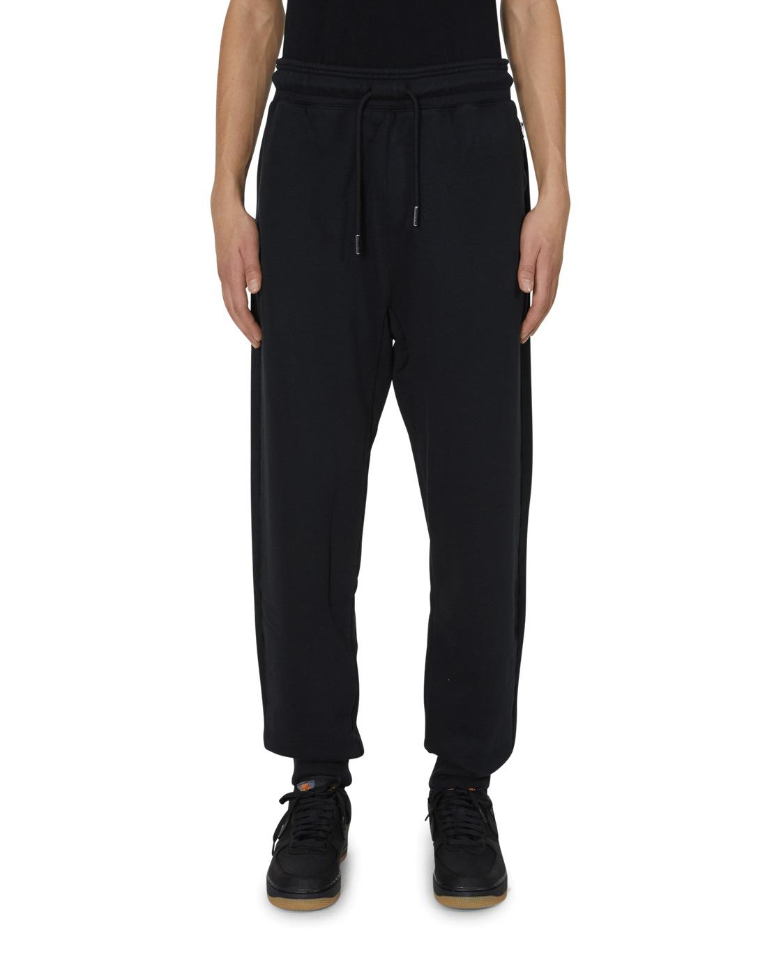 Photo: Nike Jordan Black Cat Fleece Pants Black