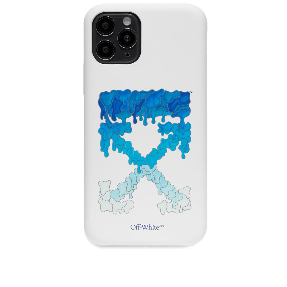 Photo: Off-White Blue Marker iPhone 11 Pro Cover