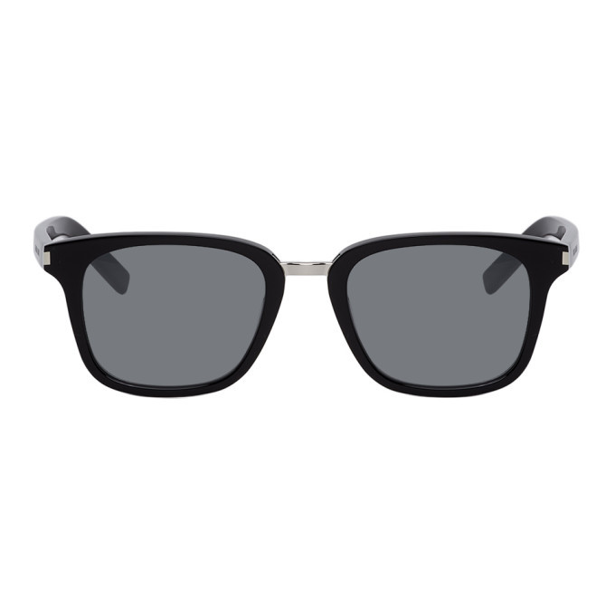 Photo: Saint Laurent Black Square SL 341 Sunglasses