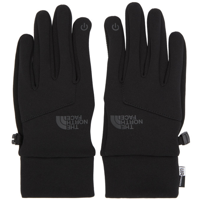 Photo: The North Face Black Etip Gloves