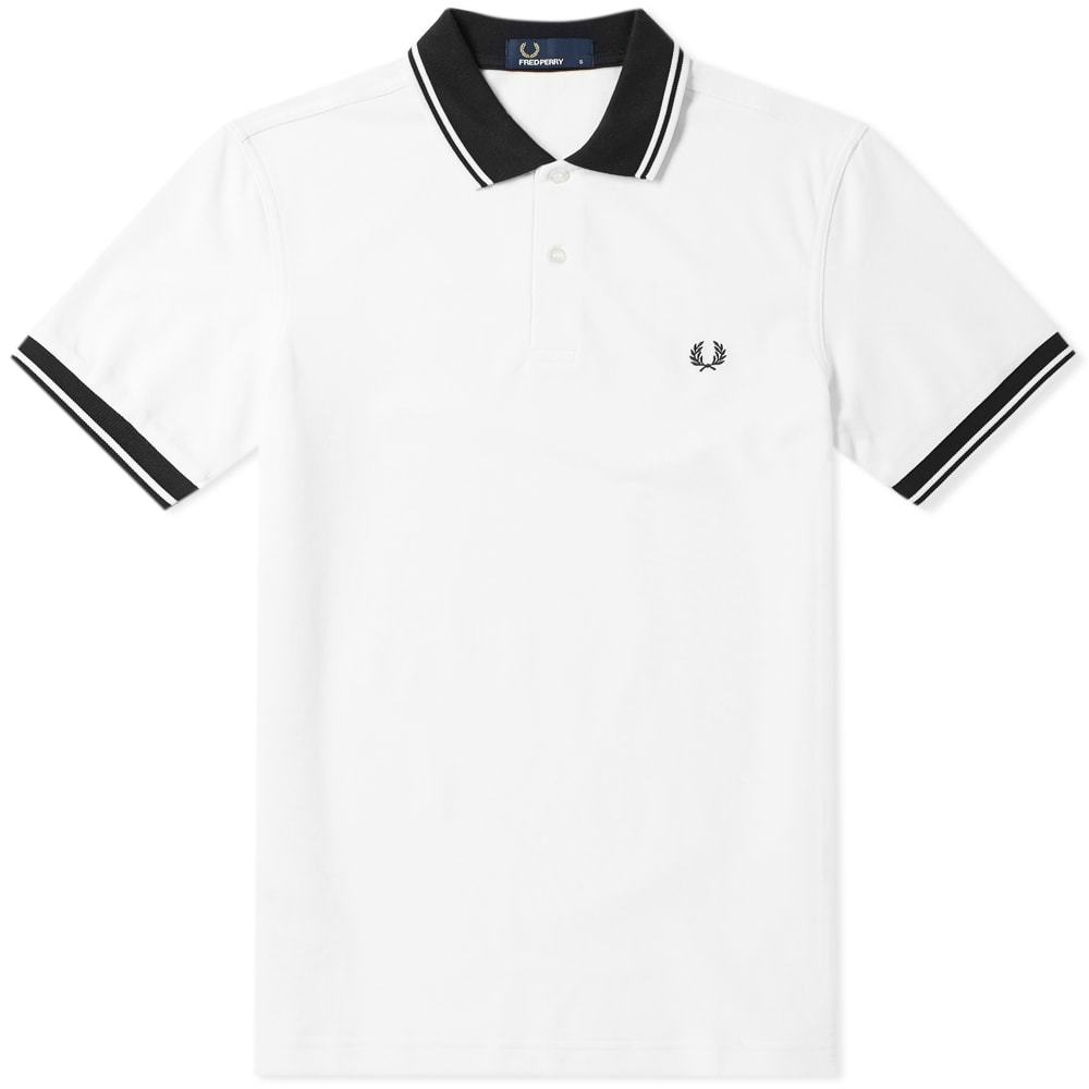 Photo: Fred Perry Contrast Rib Polo