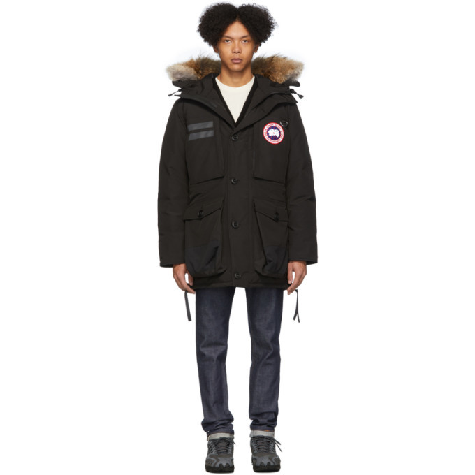 Photo: Canada Goose Black Macculloch Parka