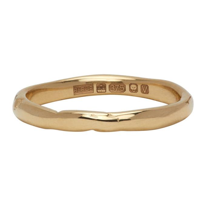 Photo: Bleue Burnham Gold Stem Ring