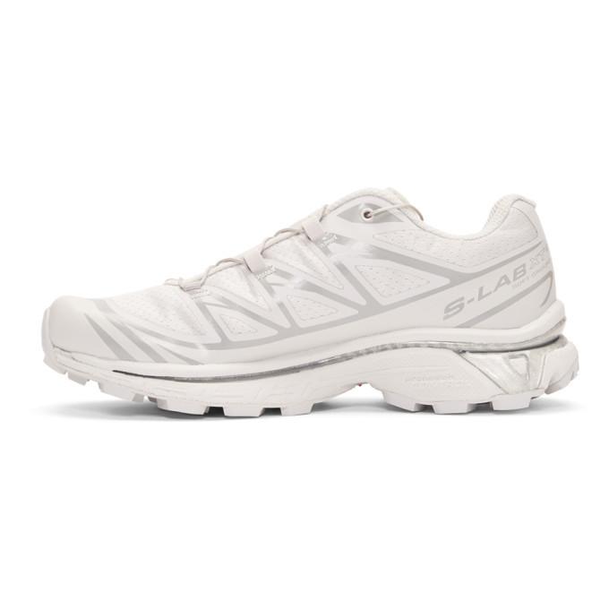Salomon Grey S-Lab XT-6 Softground Sneakers