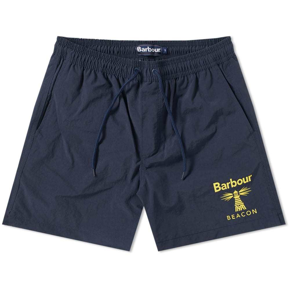 Photo: Barbour Beacon Logo Swim Short