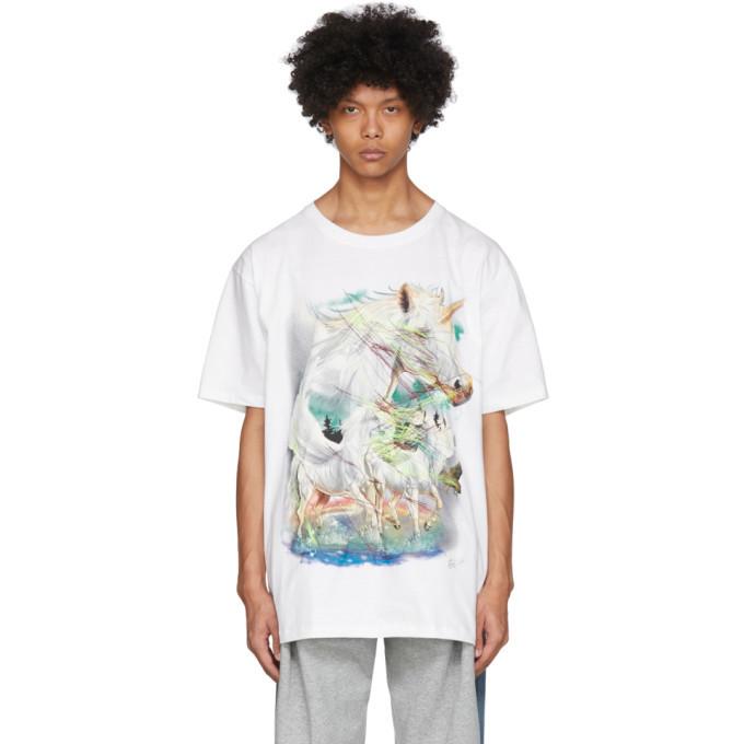 Photo: Bless White Incognito T-Shirt