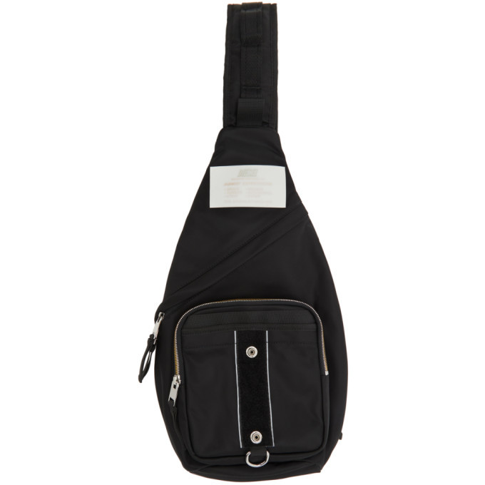 Photo: Diesel Black Crossbody Spook Messenger Bag