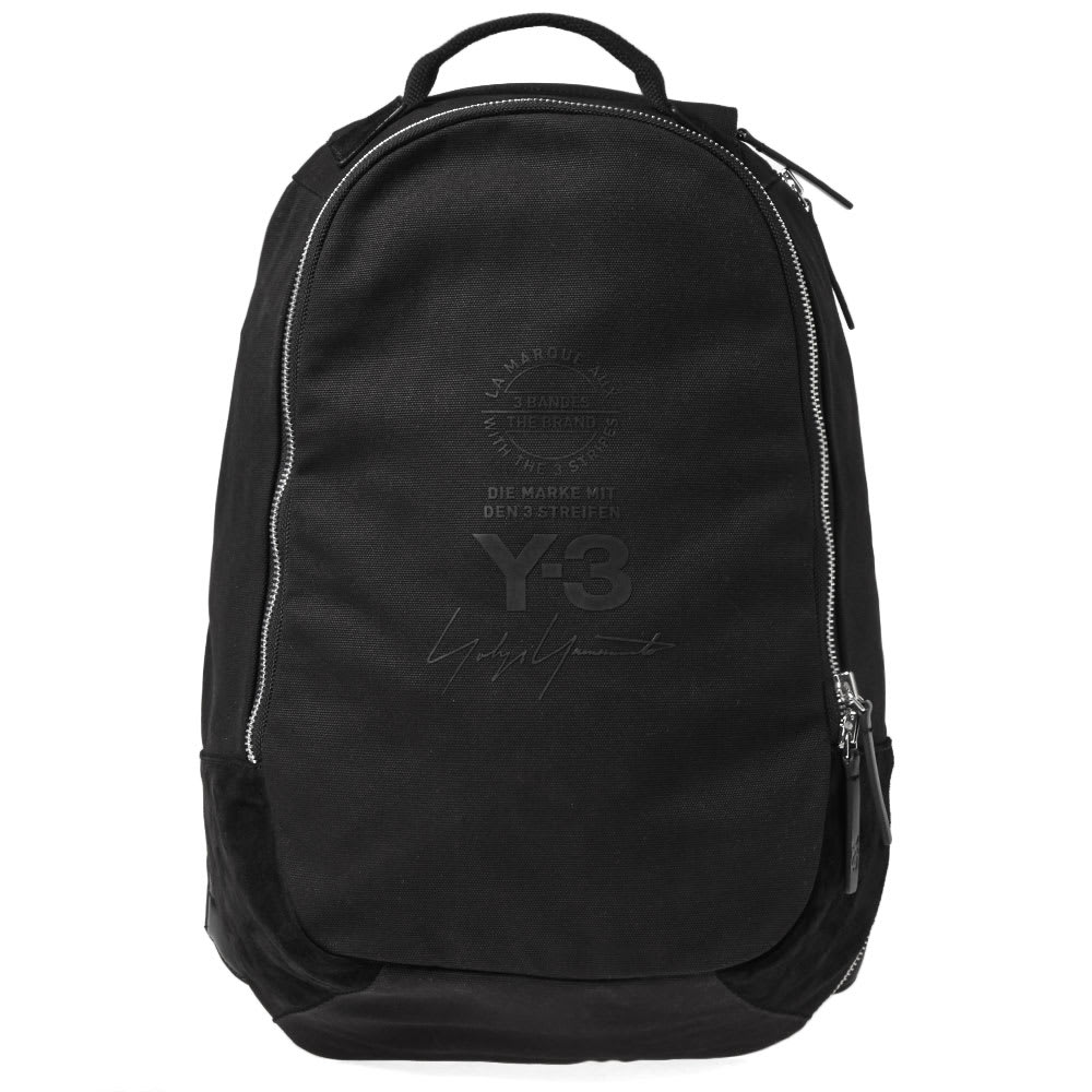 Y-3 Stacked Brand Backpack