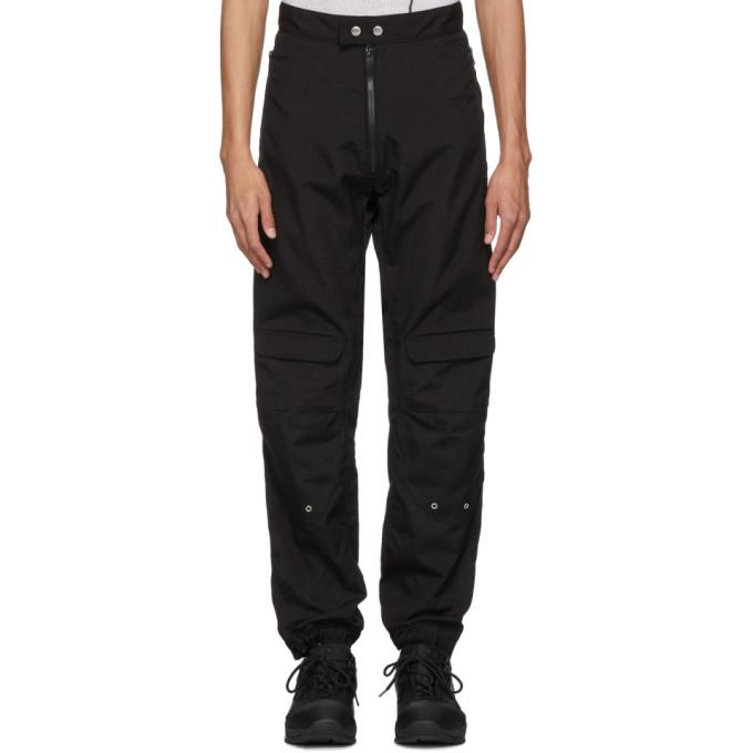 GmbH Black Yolanda Trousers