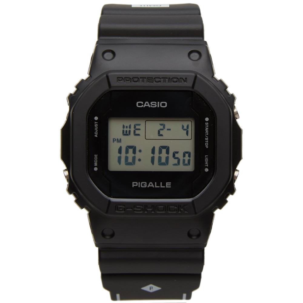 Photo: Casio G-Shock x Pigalle DW-5600PGB-1ER Watch