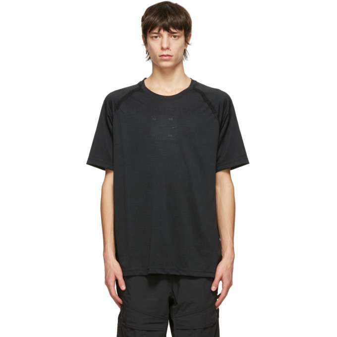 Photo: Nike Black NSW Tech Pack T-Shirt