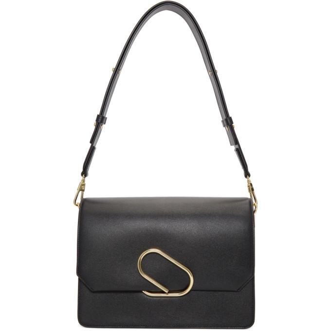 3.1 Phillip Lim Black Alix Shoulder Bag