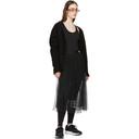 adidas Originals Black Tulle Adicolor Sleek Skirt