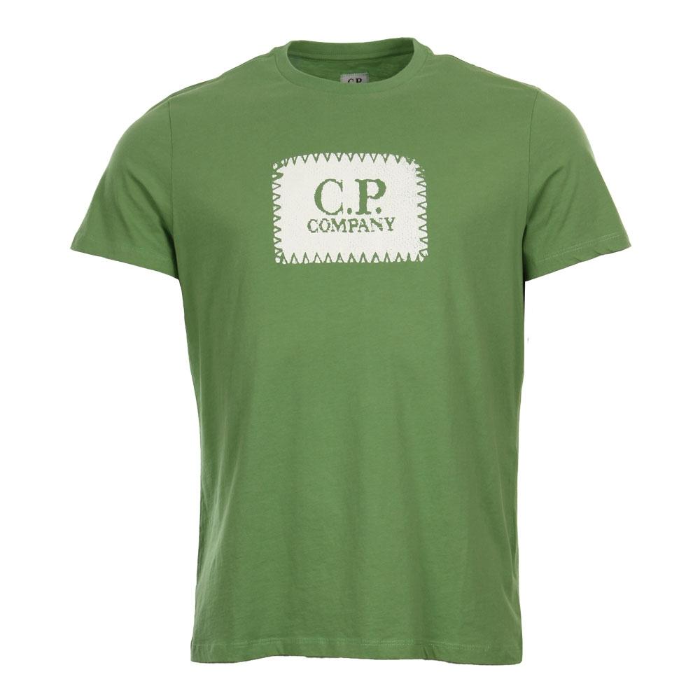 Logo T-Shirt - Kiwi Green
