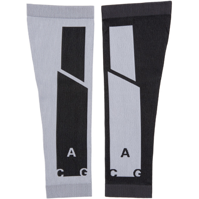 Photo: NikeLab White and Black NRG ACG Arm Sleeves