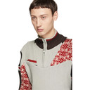 GmbH Multicolor Artisanal Arthur Zip-Up Sweater