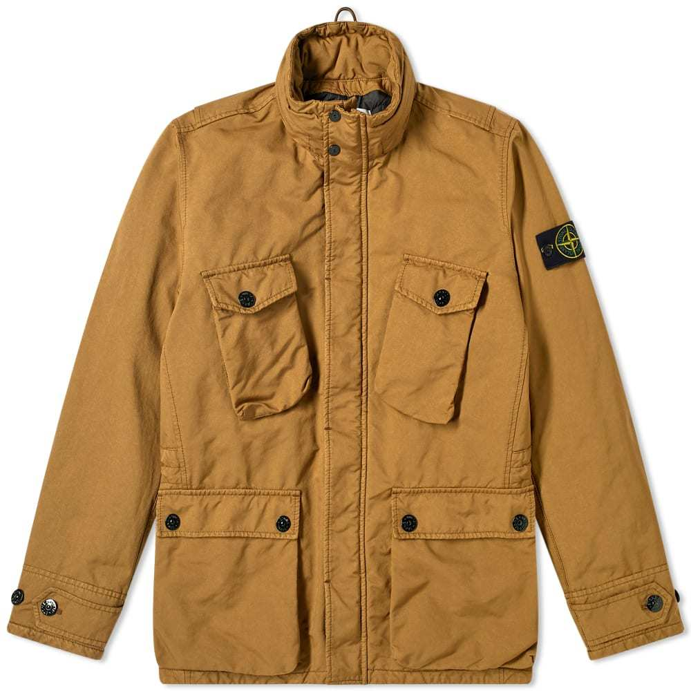 Photo: Stone Island David TC Primaloft Lined Field Jacket