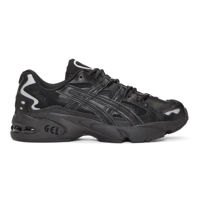 Photo: Asics Black Gel-Kayano 5 OG Sneakers