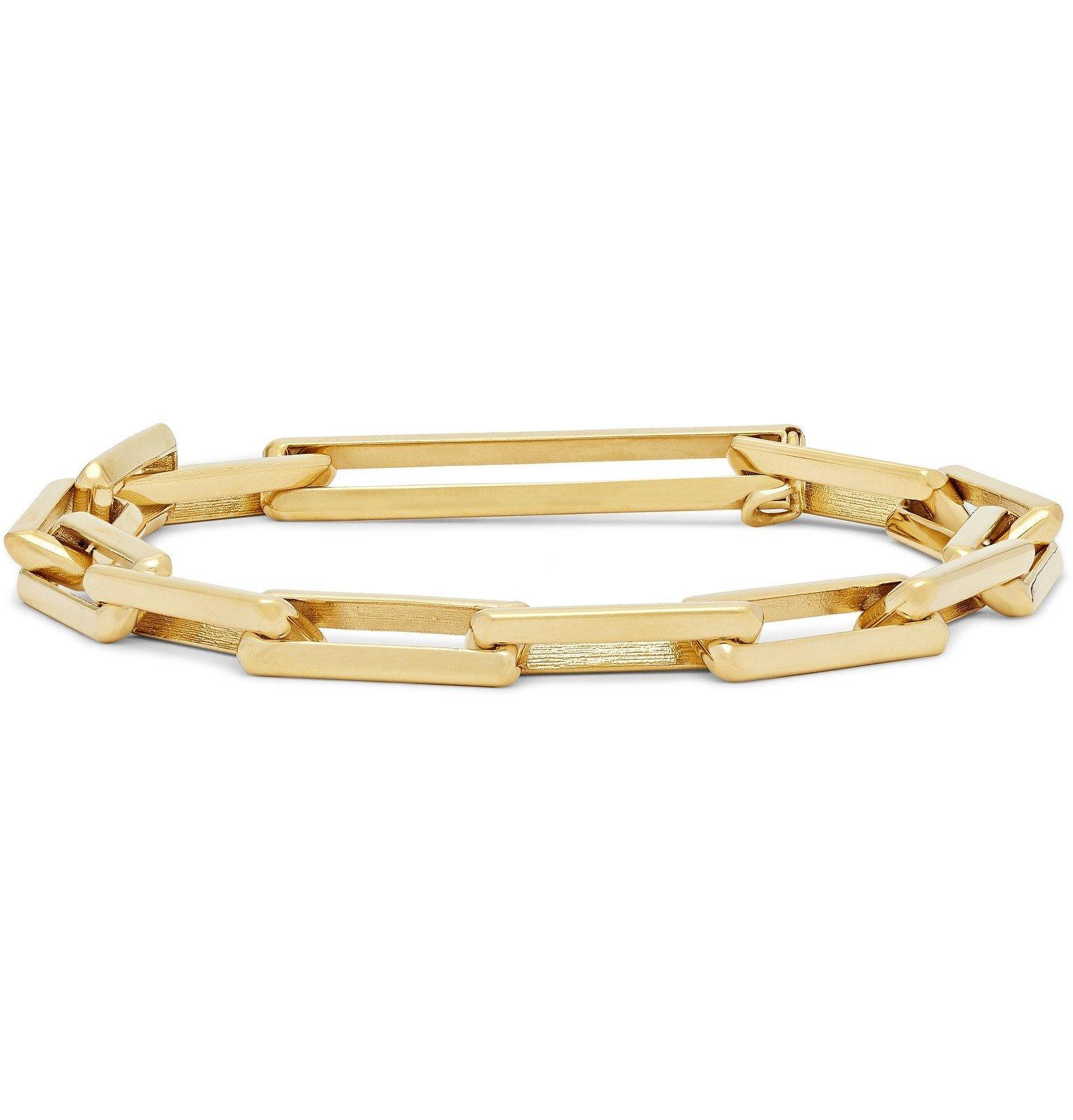 Photo: Luis Morais - Gold Bracelet - Gold